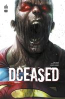 DCeased 01 Couverture Superman Zombie