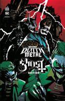 Batman Death Metal édition spéciale 02 : Couverture Ghost