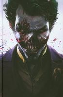 DCeased 01 -  Couverture Joker zombie