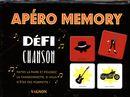 Apéro Mémory - Défi chanson
