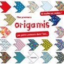 Mes premiers origamis - Les petits poissons dans l'eau