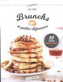 Brunchs et petits-déjeuners : 50 recettes salées & sucrées
