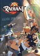 Radiant Agenda scolaire 2018/2019