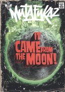Mutafukaz : It came from the moon N.E.