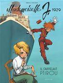 Mademoiselle J. 1929 01 - Il s'appelait Ptirou
