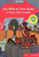 Mille et Une Nuits Les  Ali Baba, Aladin, Sindbâd