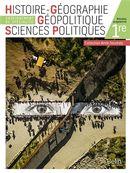 Histoire géographie, géopolitique, sciences politiques 1re... : nouveau programme