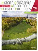 Histoire-géographique, géopolitique, sciences politiques terminales... format compact
