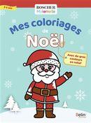 Mes coloriages de Noël