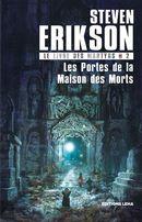 Le livre des martyrs 02 : Les Portes de la Maison des Morts