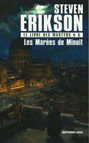 Le livre des Martyrs 05 : Les Marées de Minuit
