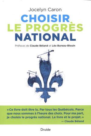 Choisir le progrès national