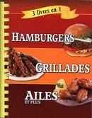 Hamburgers, grillades, ailes et plus