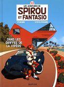 Spirou et Fantasio 53  Dans les griffes de la vipère
