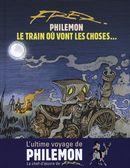 Philémon 16  le train où vont  les choses...