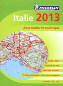 Atlas Italie 2013 - Carte Atlas