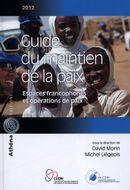 Guide du maintien de la paix 2012