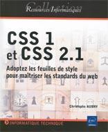CSS 1 et CSS 2.1