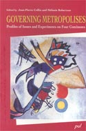 Governing metropolises of issues and experiments on four...
