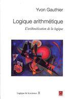 Logique arithmétique : L'arithmétisation de la logique