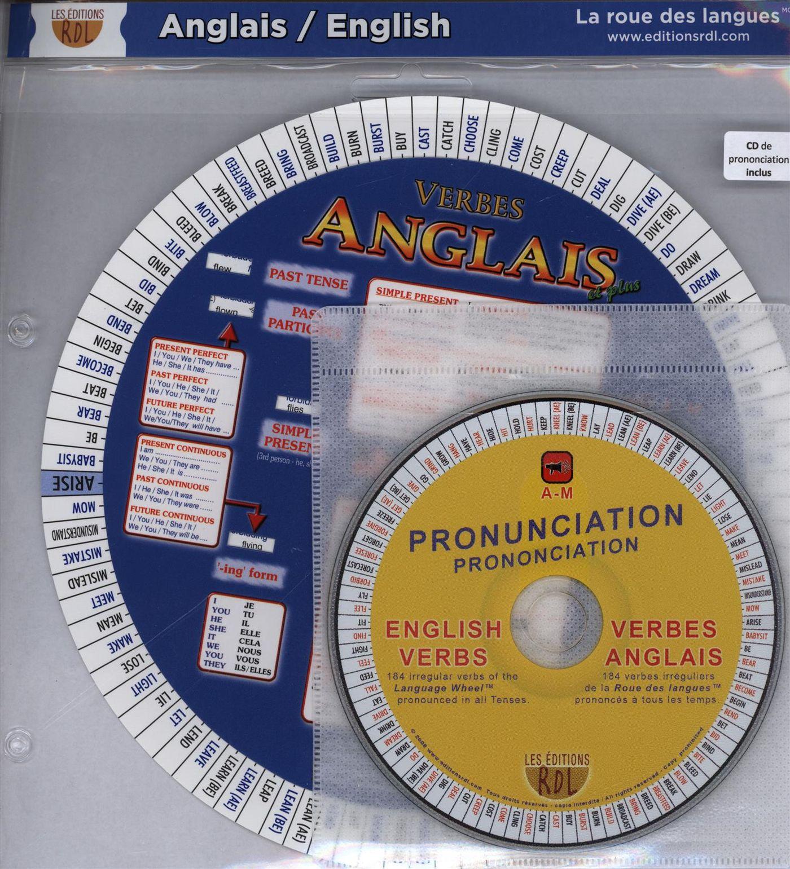Rdl Verbes Anglais Avec Traduction En Francais Cd Distribution Prologue