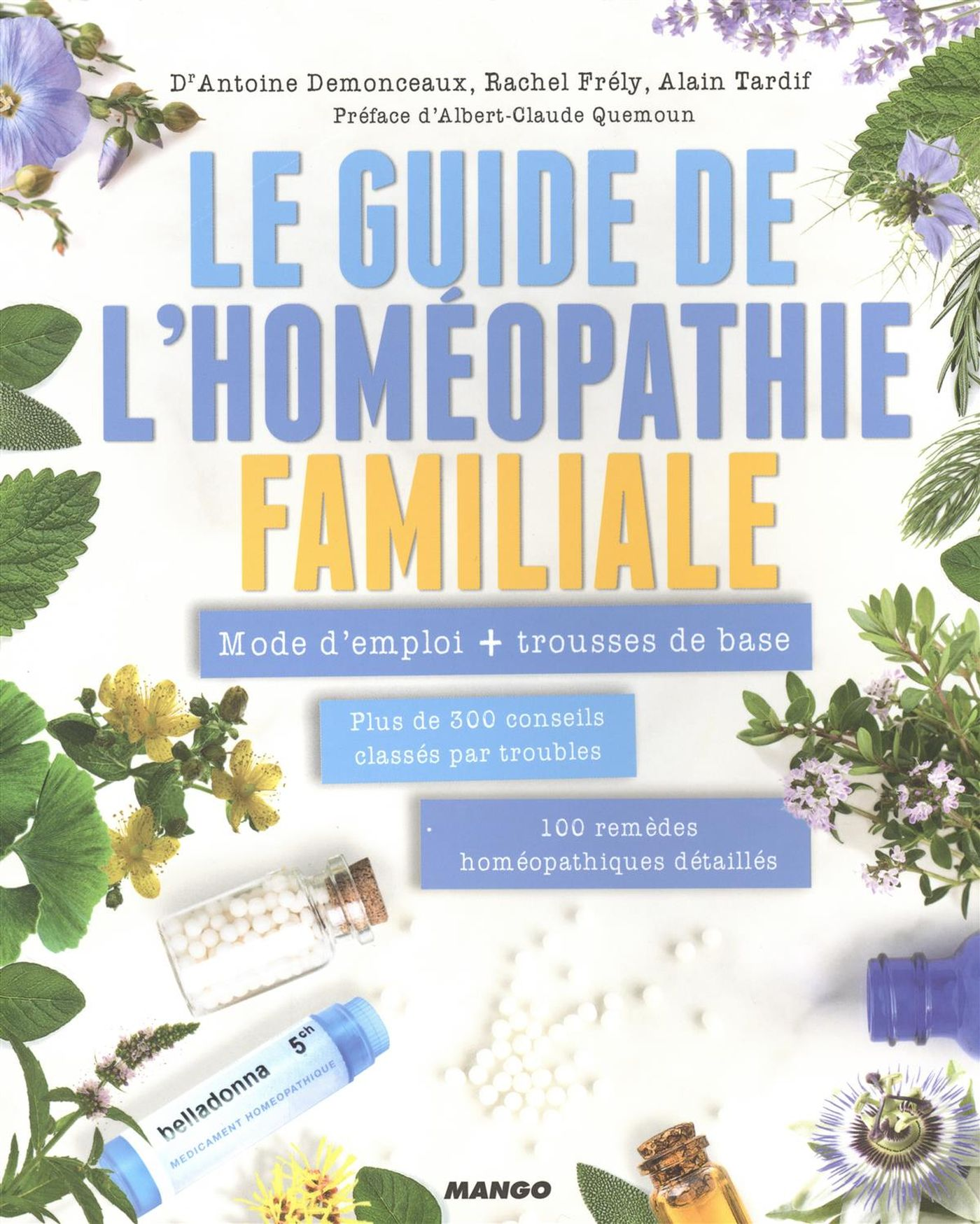 Le Guide De L Homeopathie Familiale Distribution Prologue