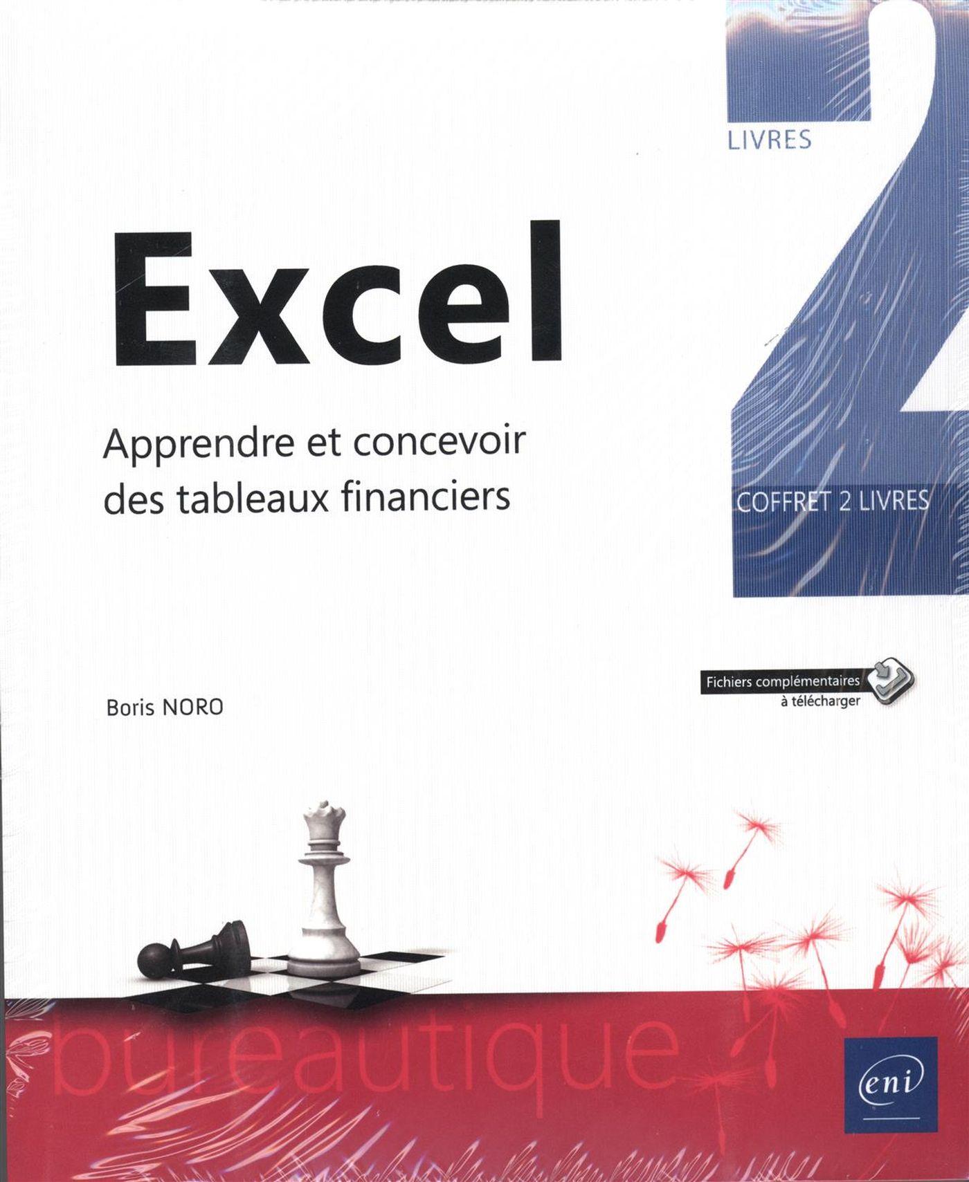 Excel - Apprendre et concevoir des tableaux financiers   Distribution Prologue