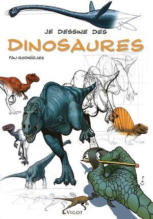 Je dessine des dinosaures