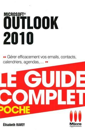 Outlook 2010 le guide complet distribution prologue for Imprimer depuis outlook