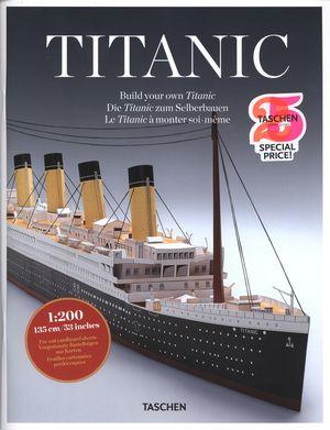 titanic le titanic monter soi m me distribution prologue. Black Bedroom Furniture Sets. Home Design Ideas