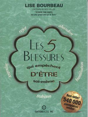 Les 5 Blessures qui empêchent d'être soi-même