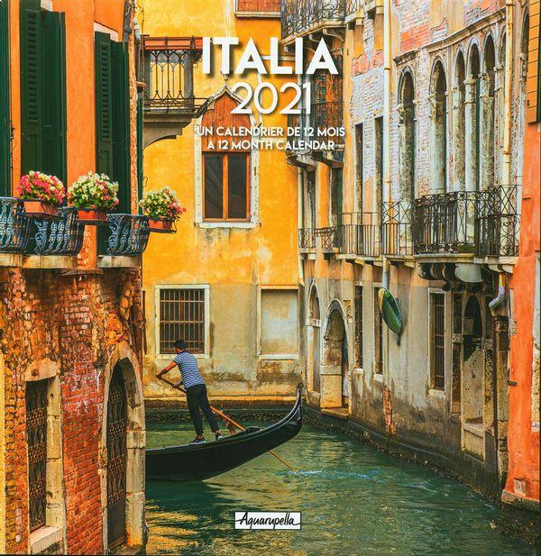 Calendrier 2021 Italie