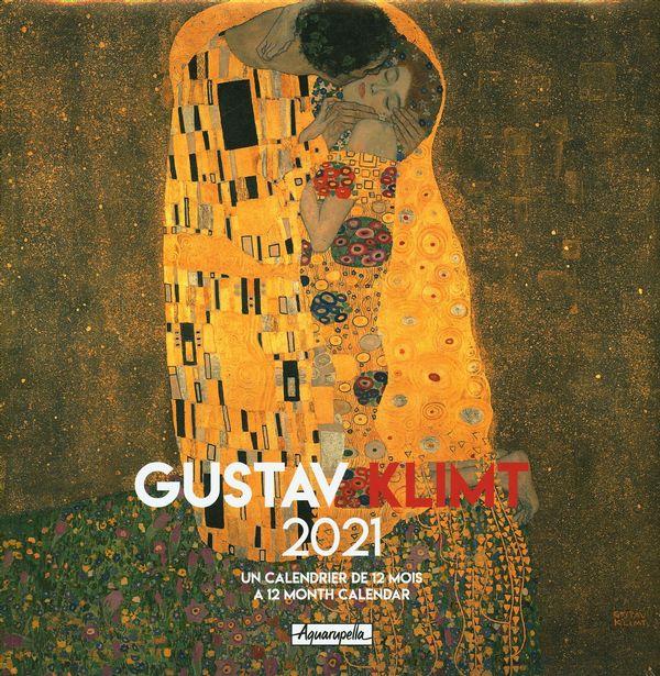 Calendrier 2021 Gustav Klimt