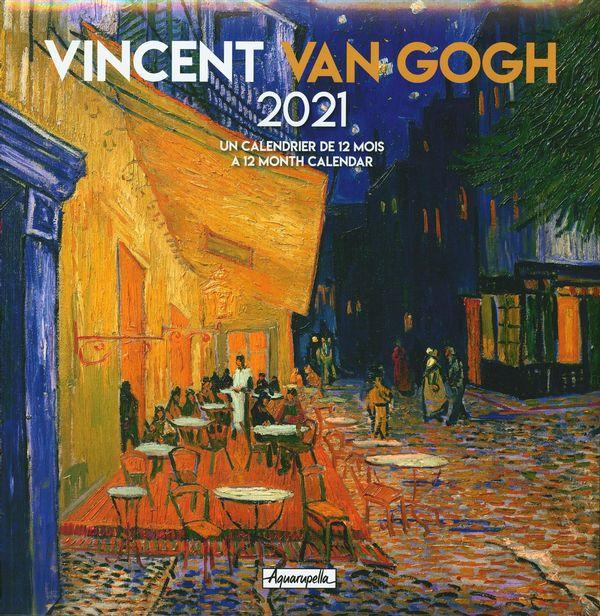 Calendrier 2021 Van Gogh