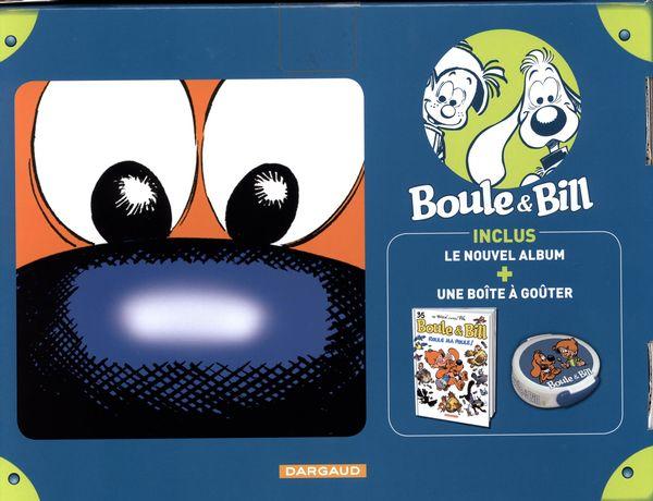 Coffret Cadeau Boule & Bill 1 album - Nouveauté + Cadeau