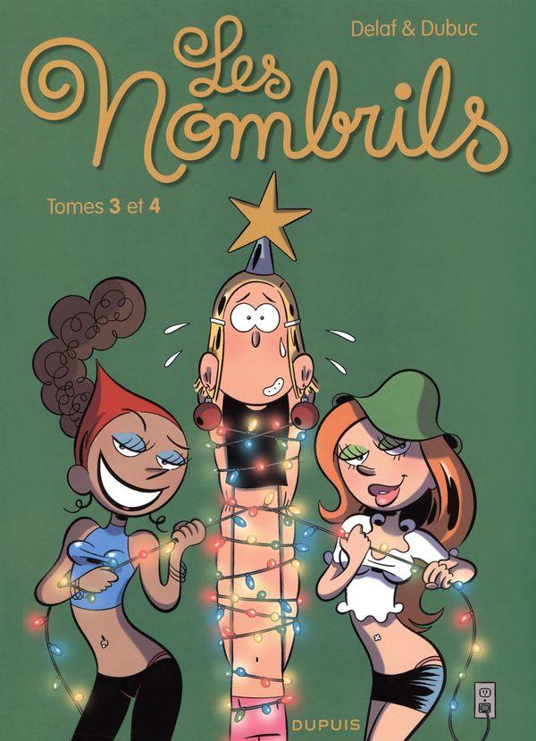 Les Nombrils Fourreau (03 à 04)