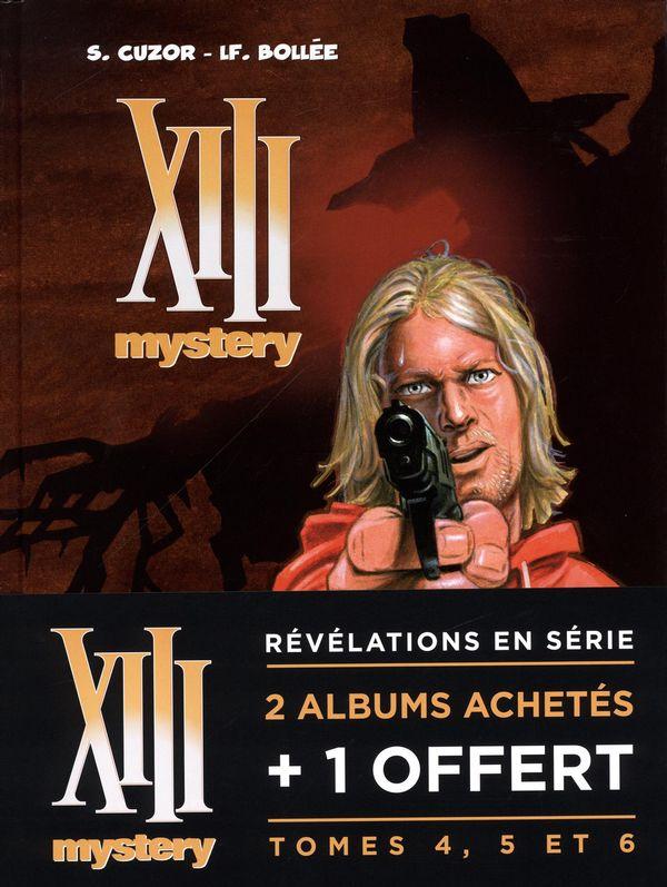 XIII Mystery 04-06 - 1 gratuit