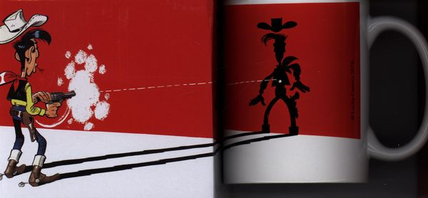 Tasse Lucky Luke since 1946