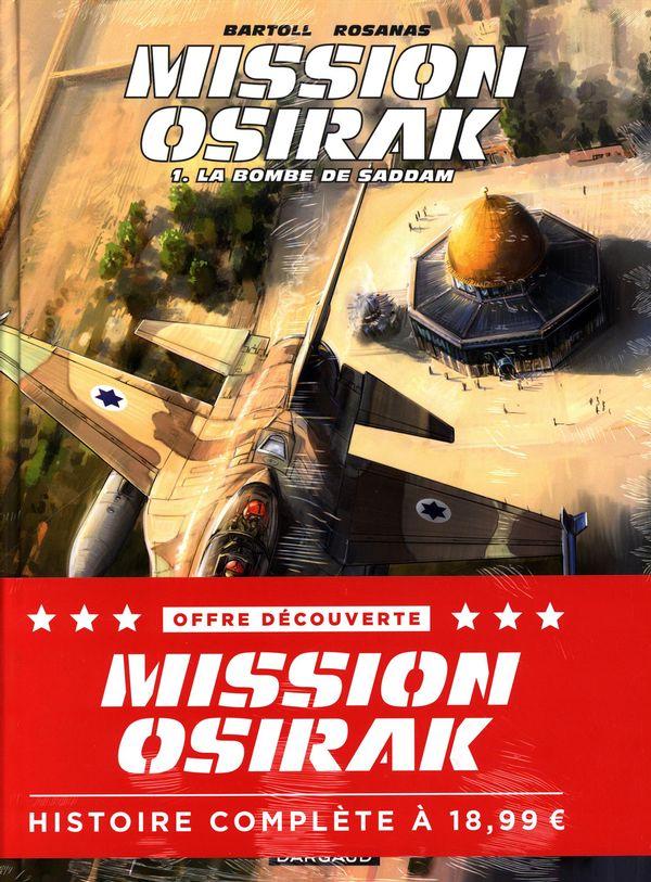 Mission Osirak pack 01-02