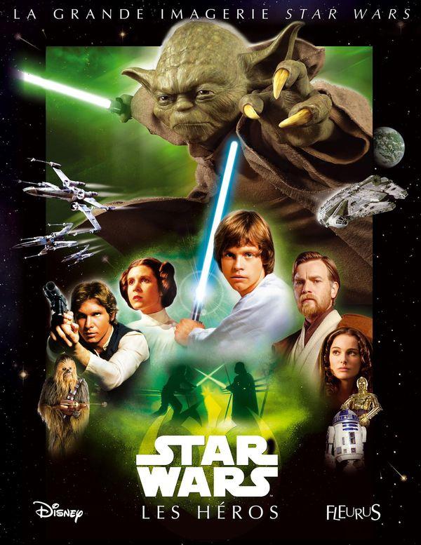 Coffret Star Wars - Les héros