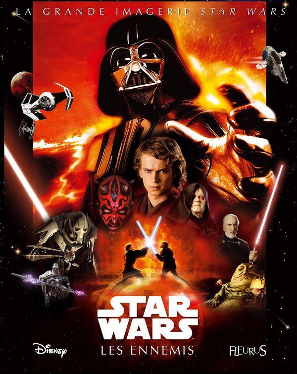Coffret Star Wars - Les ennemis