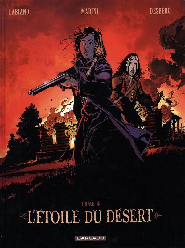 L'Étoile du désert 04 - Portfolio