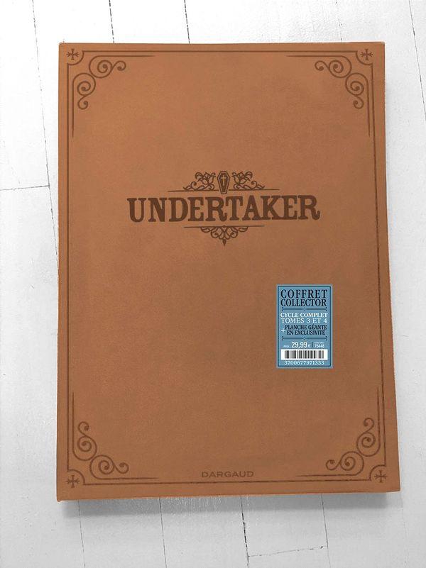 Undertaker Coffret cuir 03-04