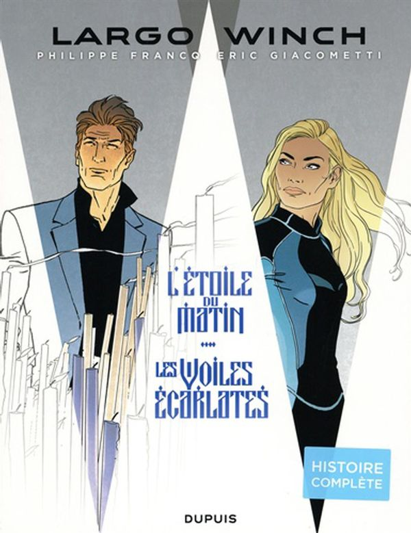 Largo Winch fourreau 21+22
