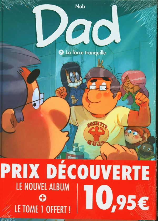 Dad Bipack 07 + 01 (gratuit)