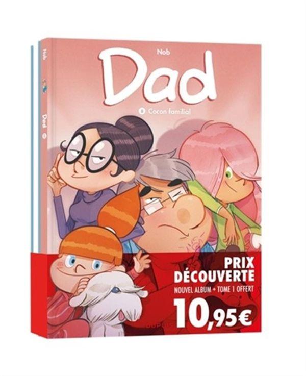 Dad Bipack 08 + 01 (gratuit)