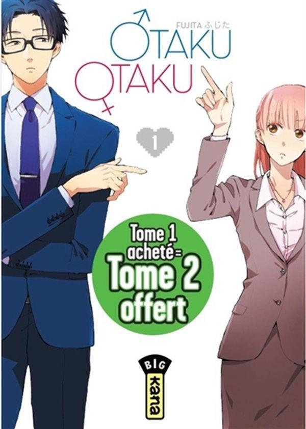 Otaku Otaku Pack 1+1 OP Kana 2022