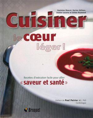 Cuisiner le coeur l ger distribution prologue - Cuisiner leger le soir ...