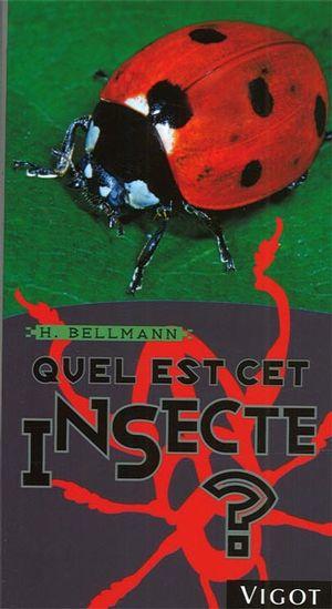 Quel est cet insecte?