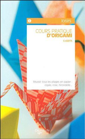 Cours pratique d 39 origami distribution prologue - Origami grenouille sauteuse pdf ...